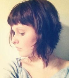 Short hair, Chanel de ponta.