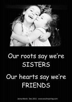 My Sister ~ My Friend