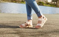 It is time to start thinking about what we are all going to wearing on our feet when the sunshine hits. We have put together the top 5 sandals that will see you through the season. From the perfect everyday flat styles to heeled pairs for all those summer weddings