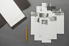 Sada na dlouho / Korespondenční kolekce carta papelote - nové české papírnictví new czech stationery, Prague letter, envelope, handwriting