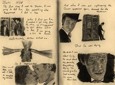 River Song's Diary, page 1 by 11thDoctor.deviantart.com on @deviantART