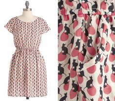 Cat Chic: Get On the Yarn Ball with ModCloth