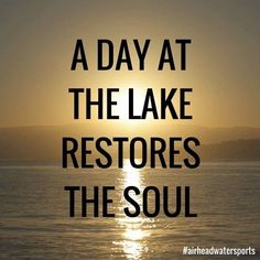 We found a perfect spot while exploring yesterday and we might just go back today for one last dip in the lake before fall hits! Kayaking Quotes, Boating Quotes, Kayaking Tips, Lake Quotes, Lake Sayings, Beach Quotes, Affirmations, Lake Decor, Nature Quotes