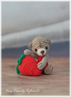 Strawberry by Tiny Paws™