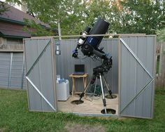 backyard observatory - Google Search