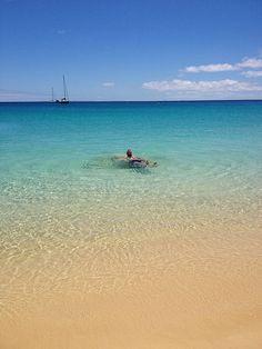 Santa Maria beach//Zona Tanquinho CP 58 - Isla de la Sal, Santa Maria, Cap-Vert