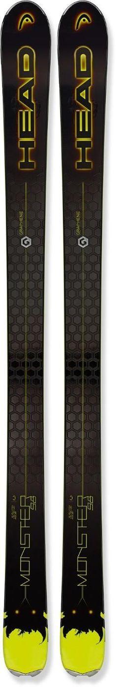 Head Men's Monster 98 Skis