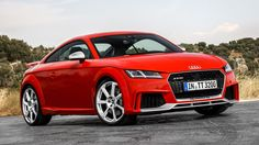 Five cylinders, no waiting   2018 Audi TT RS First Drive - Autoblog