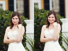 Downtown Pensacola Bridal Pictures