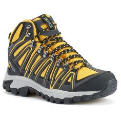 f5c4869a87a Pacific Mountain Crest Men s Waterproof Hiking Shoes