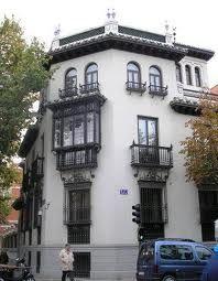 Palacete de Taviel de Andrade 1925