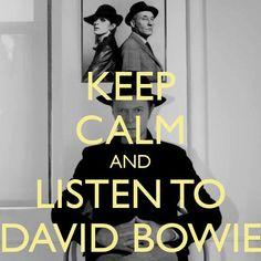 DAVID BOWIE 2013.