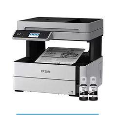Impressora Multifuncional Monocromática Epson EcoTank M3170 - Magazine Compumais Epson Ecotank