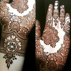 Find here new style Pakistani, Indian and Arabic henna designs and how to apply simple easy mehndi design videos that will help you to apply super gorgeous henna tattoo this eid so stay tune to this post for more about eid henna designs. Arabic Henna Designs, Beautiful Henna Designs, Beautiful Mehndi, Latest Mehndi Designs, Henna Tattoo Designs, Henna Tattoos, Arabic Mehndi, Temporary Tattoos, Mehndi Simple