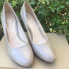 Cole Haan Shoes - Cole Haan Chelsea Pump- Nude- Size 7AA (Narrow)