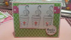 Card for Craft fair