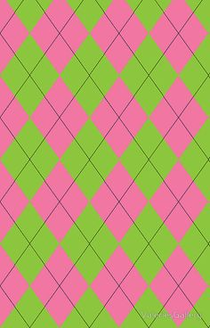 'Pink and Green Argyle Pattern' Floor Pillow by ValeriesGallery Bedroom Wall Collage, Photo Wall Collage, Picture Wall, Iphone Background Wallpaper, Aesthetic Iphone Wallpaper, Aesthetic Wallpapers, Hippie Wallpaper, Retro Wallpaper, Arte Indie