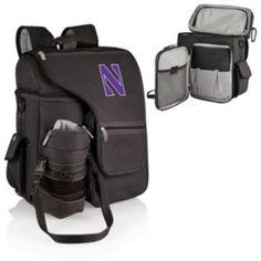 Northwestern Wildcats Insulated Backpack