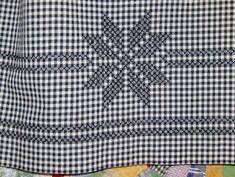 kasuti patterns 2 | Sarah's Hand Embroidery Tutorials