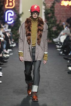 Beyond Closet Fall-Winter 2017/18 - Seoul Fashion Week