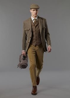 Hackett Designer Menswear - Look 17