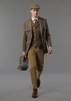Hackett Designer Menswear - Look 17