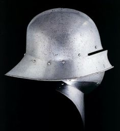 German sallet 1480, wallace collection