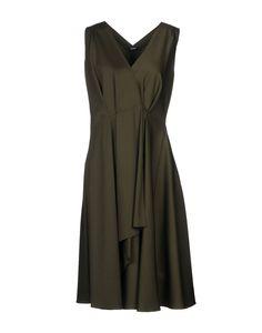 Платье До Колена Для Женщин от Jil Sander Navy - YOOX Россия