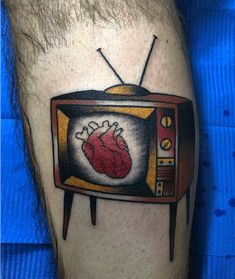 Tatuaje de televisión realizado en nuestro centro de Vaguada de Madrid.    #tattoo #tattoos #tattooed #tattooing #tattooist #tattooart #tattooshop #tattoolife #tattooartist #tattoodesign #tattooedgirls #tattoosketch #tattooideas #tattoooftheday #tattooer #tattoogirl #tattooink #tattoolove #tattootime #tattooflash #tattooedgirl #tattooedmen #tattooaddict#tattoostudio #tattoolover #tattoolovers #tattooedwomen#tattooedlife #tattoostyle #tatuajes #tatuajesmadrid #ink #inktober #inktattoo