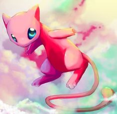 this whas fun to i studied some pokemon card illustrations. and found a realy great artist and tryed to copy her/his style(dont remember name) U ARE TO SLOW! >:U ENJOY! Ghost Pokemon, All Pokemon, Pokemon Fan Art, Cute Pokemon, Mew Pokemon Card, Pokemon Painting, Manga Anime, Anime Art, Mew And Mewtwo