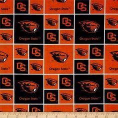 ☮ American Hippie Sports Logos ~ Oregon State Beavers .. Wallpaper