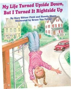 Amazon.com: My Life Turned Upside Down but I Turned It Rightside Up (Self-Esteem) (9781882732067): Mary B. Field: Books #divorce #alegalassistance