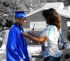 High School Grad #yvonaliciousphotography