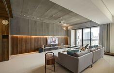Conceptions modernes d'appartement de studio de la conception Phase6 - Taiwan