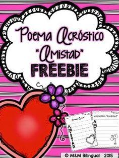 iTeach Bilinguals: Bilingual Teaching Resources: Friday Freebies - Valentine's Day Fun