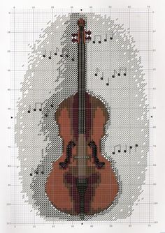 It's simple, free and blazing fast! Cross Stitch Music, Christmas Projects, Abstract, Simple, Artwork, Dance, Picasa, Miniatures, Needlepoint