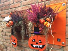 Are you ready for the spookiest time of the year? We are really getting prepared with The Green Pockets®! Time Of The Year, Container Plants, Hanging Plants, Working Area, Autumn Fall, Interior Accessories, Outdoor Ideas, October, Bloom