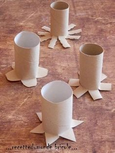 5 Ways to Paint Using Toilet Paper Rolls - Kid Activities with Alexa Toilet Paper Roll Crafts, Paper Crafts, Bible Crafts, Preschool Crafts, Crafts For Kids, Toddler Arts And Crafts, Toddler Learning Activities, Wood Stamp, Tampons