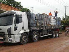 CONEXÃO BOMBEIRO : Polícia Federal barra caminhão com doações de água...