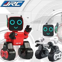 Induction Intelligent Remote Control Robot Children Educational Toys Early Kids Smart Toys With Music Talking Walking Function Clear And Distinctive Smart Electronics
