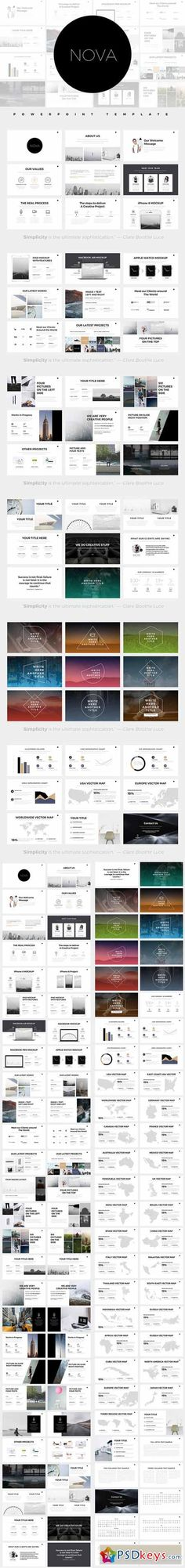 Informative PowerPoint Template Ppt presentation, Presentation - powerpoint brochure template