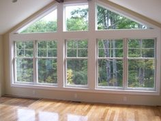 gable end windows | Recent Project OfM.I.B. Construction