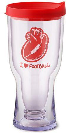 Product Farm Store - Brew2Go   I Heart Football, $16.99 (http://store.theproductfarm.com/brew2go-i-heart-football/)