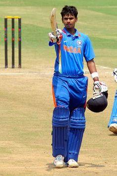 Indian cricketer who plays for Mumbai cricket team - Sreyas Iyer - Sports Celebrities, Mumbai, Cricket, Plays, Celebrity, Passion, Indian, Games, Bombay Cat
