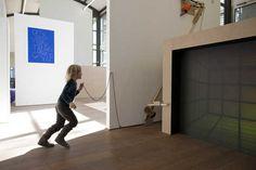 Grote Kunst voor Kleine Mensen in Museum De Paviljoens. © Jordi Huisman, Museum De Paviljoens