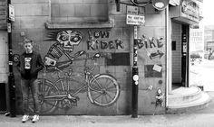 Low Rider. #graffiti #streetart #bnw #blackandwhite #city #street #manchester