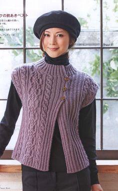 #ClippedOnIssuu from Seibido mook elegant knit vol 6 2013