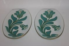 Chance Fiesta Ware turquoise Canterbury by MillCottageRetro