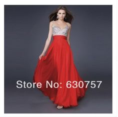 Hote sale Free shipping Spaghetti Strap Sweetheart Sequined Floor Length Chiffon Prom Dresses Evening Dresses-in Prom Dresses from Weddings & Events on Aliexpress.com | Alibaba Group