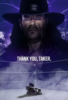 Thank you Taker Wrestling Posters, Wrestling Wwe, Wrestling Quotes, Wwe Superstar Roman Reigns, Wwe Roman Reigns, Roman Regins, Wwe Lucha, Citations Sport, Kane Wwe